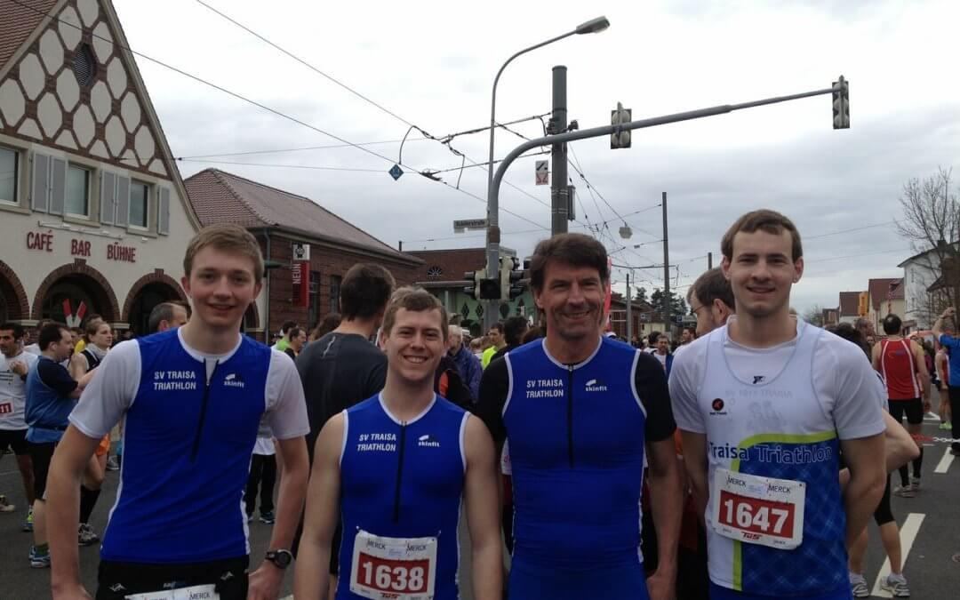Läuferelite in Griesheim (und der SV Traisa war auch dabei)