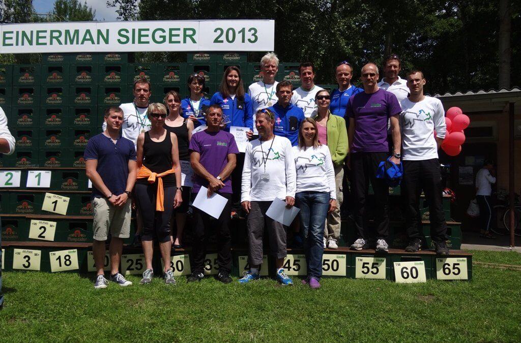 Eric Kappes mit glanzvollem Comeback beim Heinerman 2013: Platz 2 in der Gesamtwertung