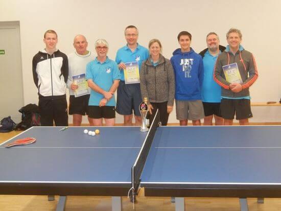 Tischtennis-Turnier zum Gedenken an Wolf Schäfer