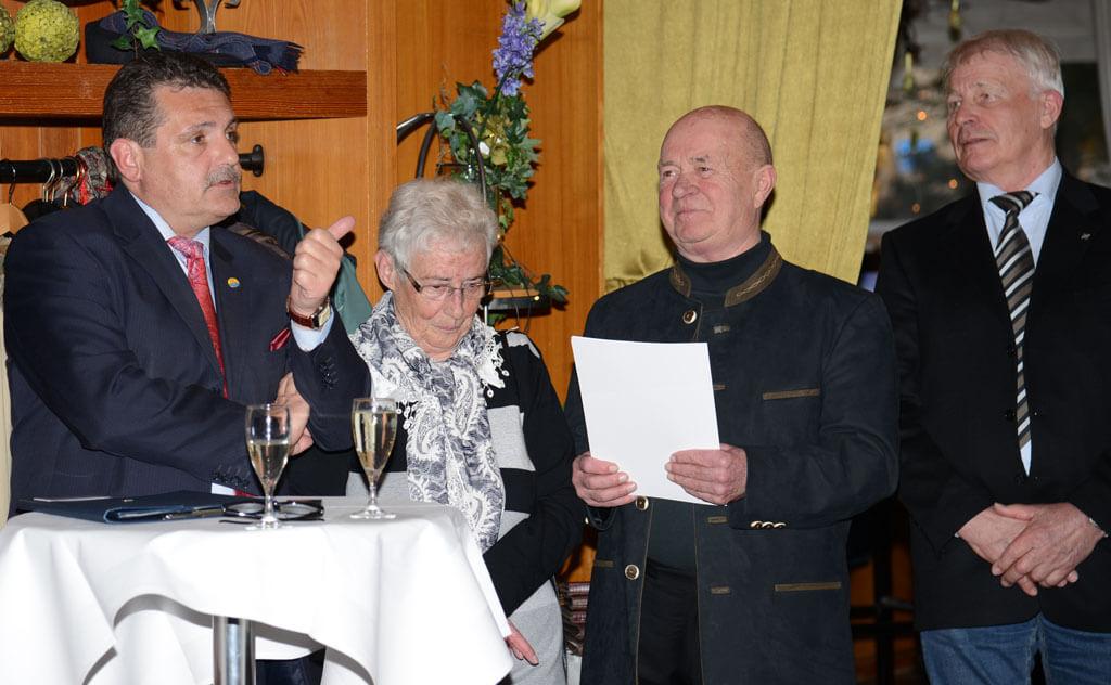 Herbert Fürböck erhält Ehrenbrief des Landes Hessen!