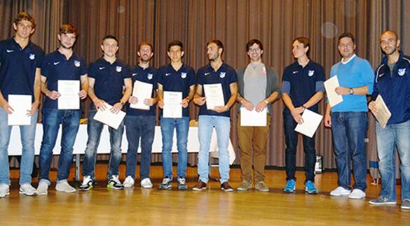 Diesjährige Sportlerehrung der Gemeinde Mühltal