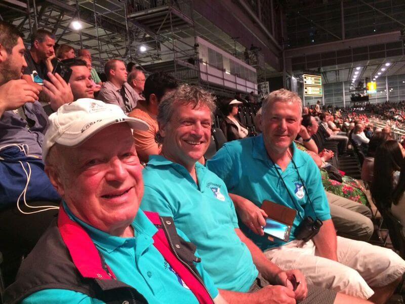 Tischtennis WM 2017 in Düsseldorf