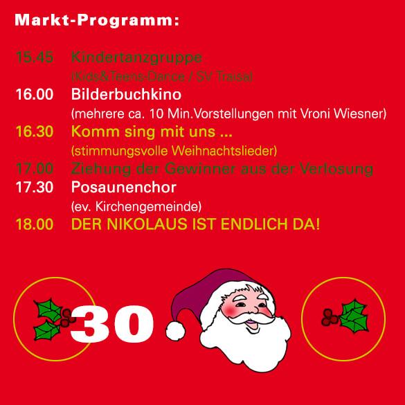 30 Jahre Nikolausmarkt Traisa!