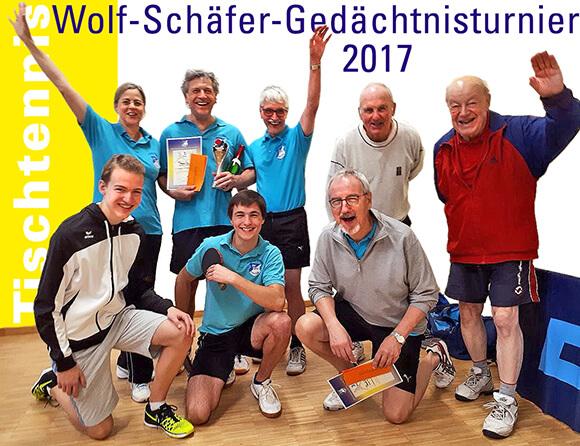 Großer Jubel-Sonntag der Abteilung Tischtennis