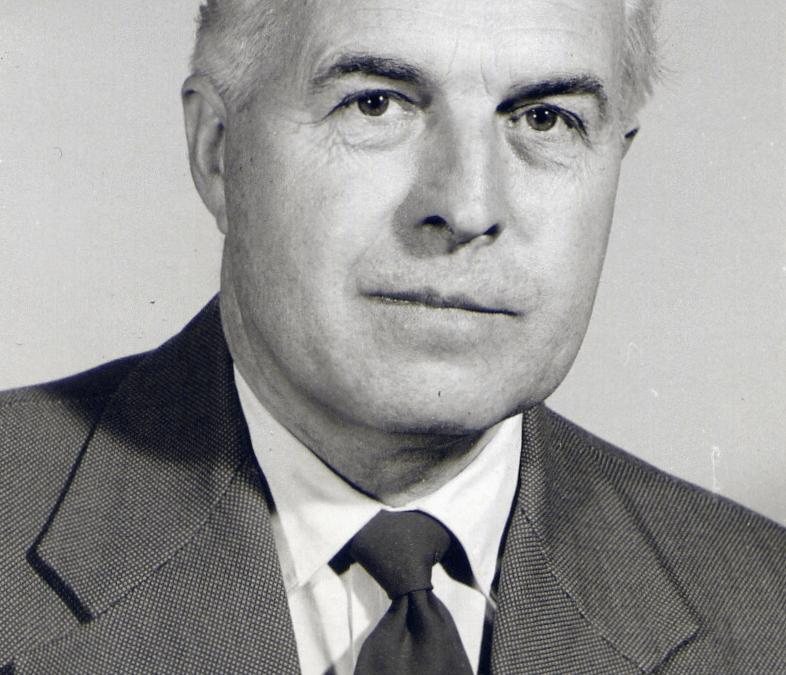 Erinnerungen an Heinrich Plößer, den ersten Ehrenvorsitzenden des SV 1911 Traisa