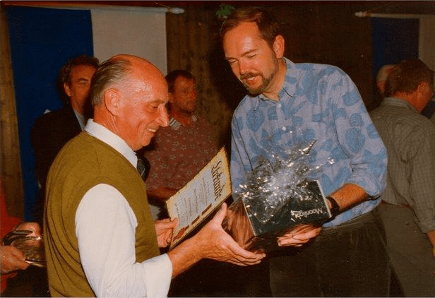 Und jetzt kommt der Zehnkampf – Für Alfred Fischer ist Alter nicht gleich Ruhestand