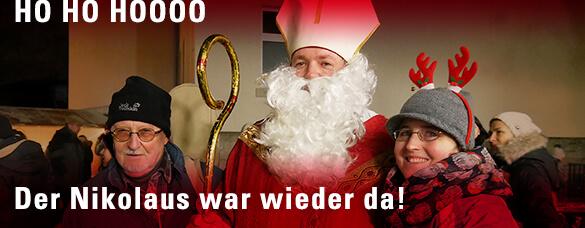 33. Nikolausmarkt in Traisa, eine Herzensangelegenheit!