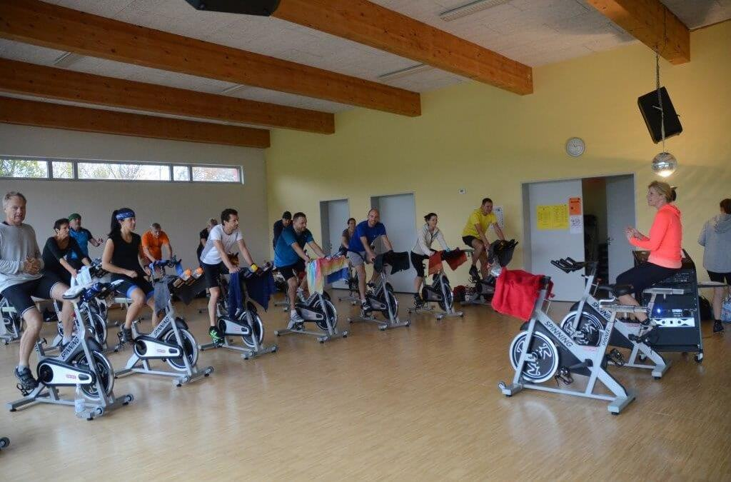 Spinning-Marathon am 11.11.2017