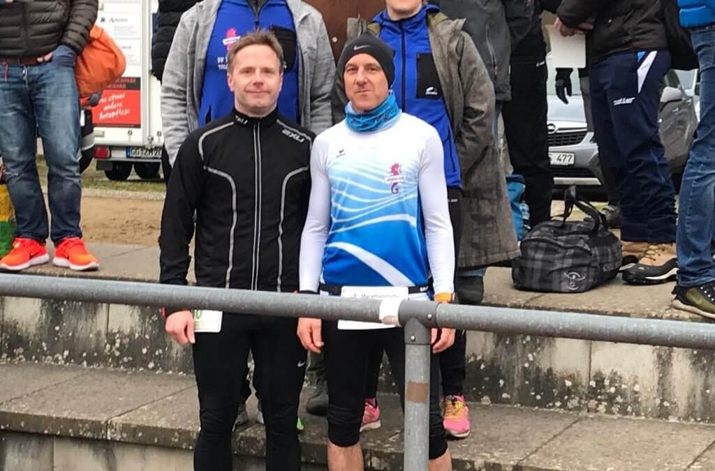 Jetzt auch Nordic Walking bei den Triathleten des SV Traisa