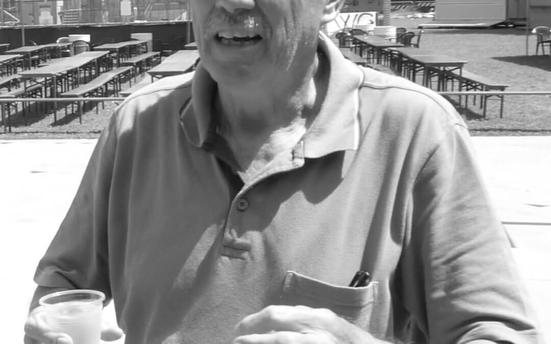 Karl Dieter Schuchmann gestorben