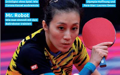 Rührige Tischtennisabteilung – Die Fachpresse wird aufmerksam