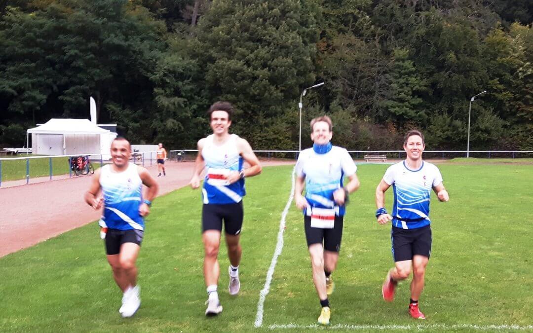 162 Teilnehmer beim Herbert-Fürböck-Lauf